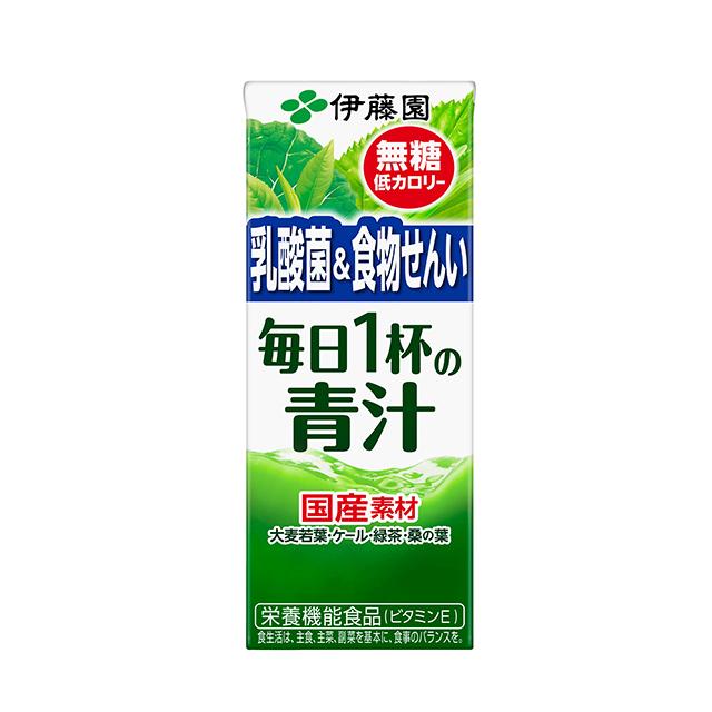 毎日1杯の青汁(乳酸菌&食物せんい)